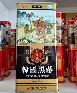Hắc sâm củ khô Daedong 150g - Korean Black Ginseng