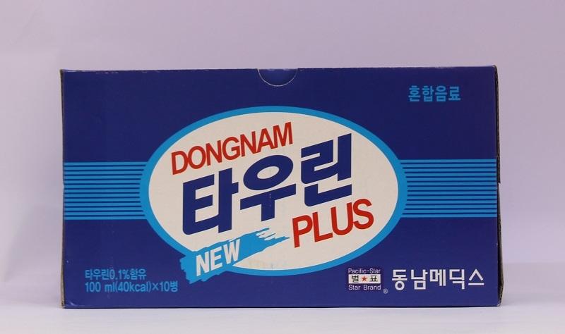 Nước tăng lực Taurine Plus_ Dongnam Medical