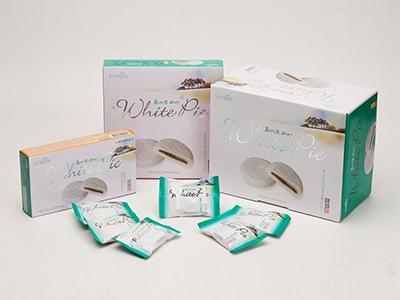 Bánh gạo Hàn Quốc - Samjin White Pie
