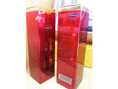 BB Cream hồng sâm SPF40(Nền - dưỡng - chống nắng) My Gold