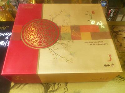 Bộ mỹ phẩm hồng sâm Gyusoo Yoon Oriental Red Jinsang 3 set