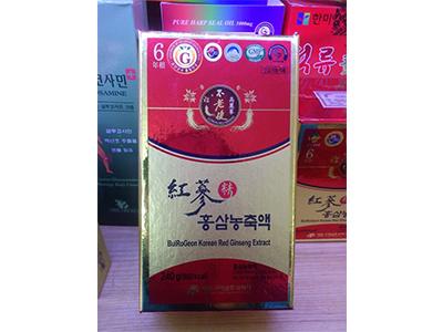 Cao 100% hồng sâm Daedong 240g - Bulrogeon Korean Red ginseng extract