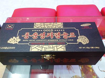 Cao đông trùng - linh chi Goryeo_Hàn Quốc