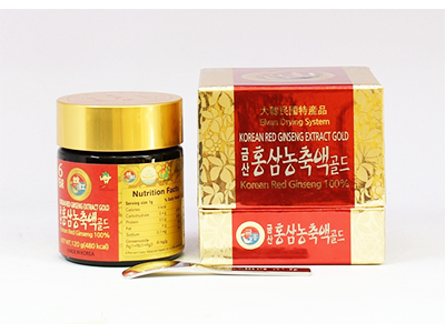 Cao hồng sâm Geumsan (120g) - Korean Red Ginseng Extract Gold