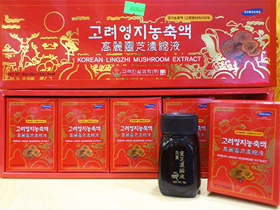 Cao linh chi Hàn Quốc Bio-science 30g x 5 lọ