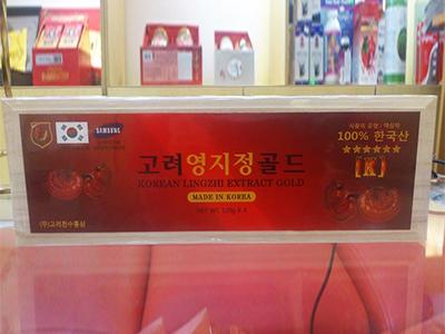 Cao linh chi Hàn Quốc KCS - Korean Lingzhi Extract Gold