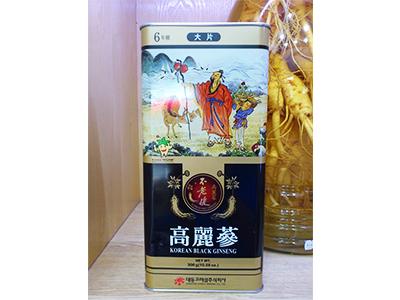Hắc sâm củ khô Daedong 300g - Korean Black Ginseng