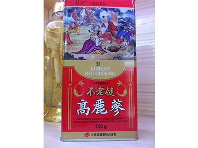 Hồng sâm củ khô Daedong 150g- Heaven (Thiên Sâm)