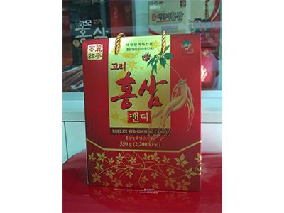 Kẹo hồng sâm Da Jung 550g