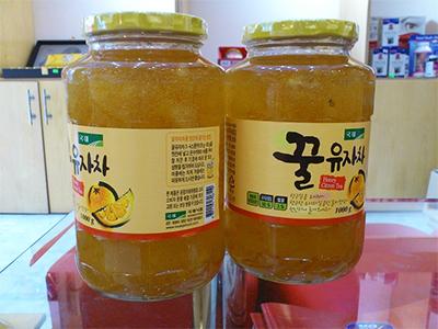 Mật ong chanh Hàn Quốc_Kookje Food (KJ)