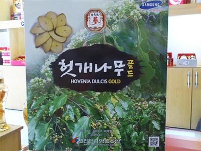 Nước bổ gan hovenia dulcis gold _Pocheon