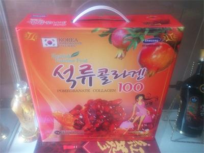Nước Ép Lựu Collagen kanghwa nongchugsan