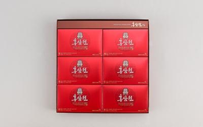 NƯỚC UỐNG HỒNG SÂM HÀN QUỐC_Korean red ginseng drink (30gói)
