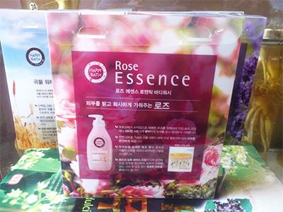 Sữa tắm Happybath Natural Rose_Hoa Hồng