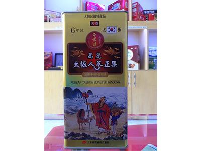 Thái cực sâm tẩm mật ong Daedong (300g)-TaeKuk Honeyed Ginseng
