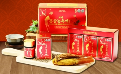 TPCN: CAO HỒNG SÂM KGS 150g_KOREA RED GINSENG EXTRACT GOLD