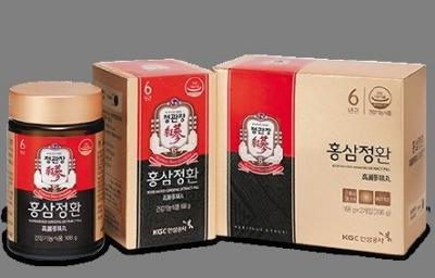 TPCN: VIÊN HỒNG SÂM KGC - Korean Red Ginseng Extract Pill