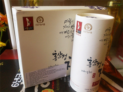 Trà hồng sâm Cheonjiyang