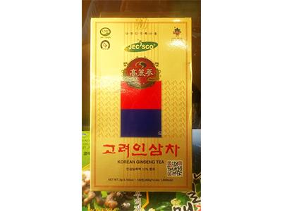 Trà nhân sâm Hàn Quốc