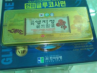 Viên Linh Chi Hàn Quốc_KGS